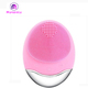 Mini Portable Waterproof Sonic Face Cleaning Machine / Massage Brush/ Electric Silicone Facial Cleanser