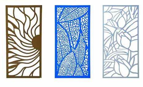 decorative metal fence panels. Laser Cut Fence Panels Decorative Aluminum Perforated Sheet As The External - Buy Cutting Panels,Aluminum Metal Sheet,Laser Fencing C