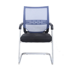 MID-Back Mesh with Sponge Base Furniture Modern Simple Swivel Executive Side Office Chair Sale office chairs no wheels