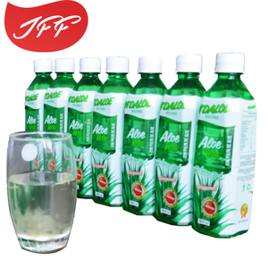 strawberry, pineapple flavor aloe vera drink free sugar