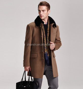 best quality for usa cheap sale online here Russian Style High Quality Men's Winter Camel Wool Cashmere Trench Coat  Overcoat With Fur Collar - Buy High Quality Cashmere Overcoat,Russian  Winter ...