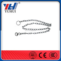 zinc plated dog chain factory