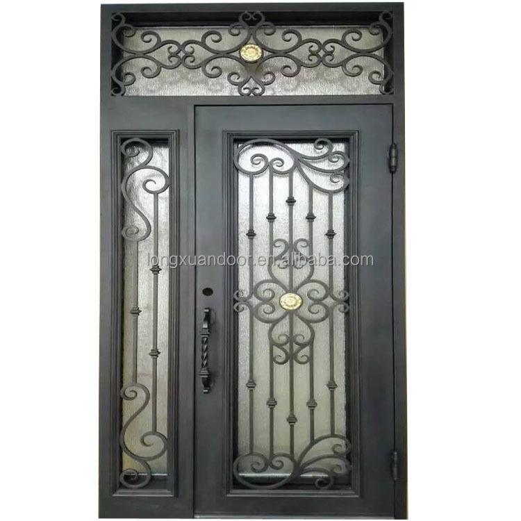 pas cher en fer forg mod les de portes utilis en fer
