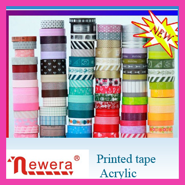 Bulk Packaging PRINTED Adhesive Tape