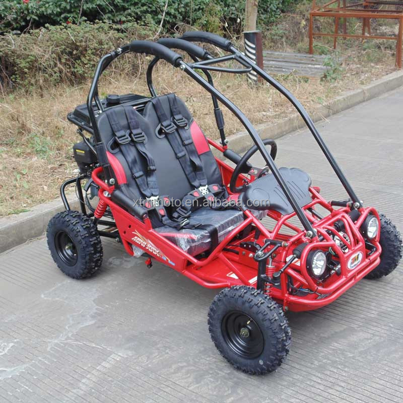 wholesale mini gas off road go karts for 8 year olds