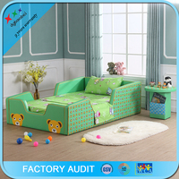 Colourful Toddler Bed Kid Bed
