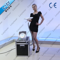 600W 1500mj portable long pulse ND: YAG laser equipment for hair removal/BD-LS