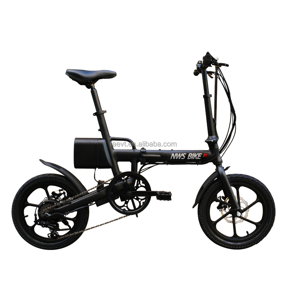 2017 scalable electronic motor bike 18650 lithium battery motor bike folding bike wholesale