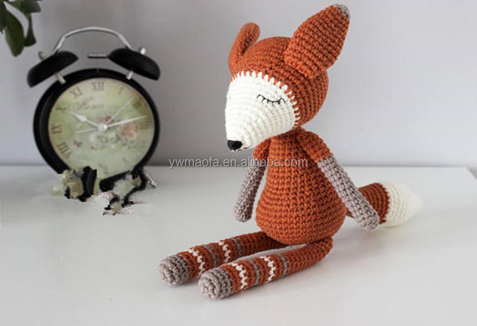 Amigurumi de Zorro del Principito #crochet #crochetlove #fox ... | 650x950