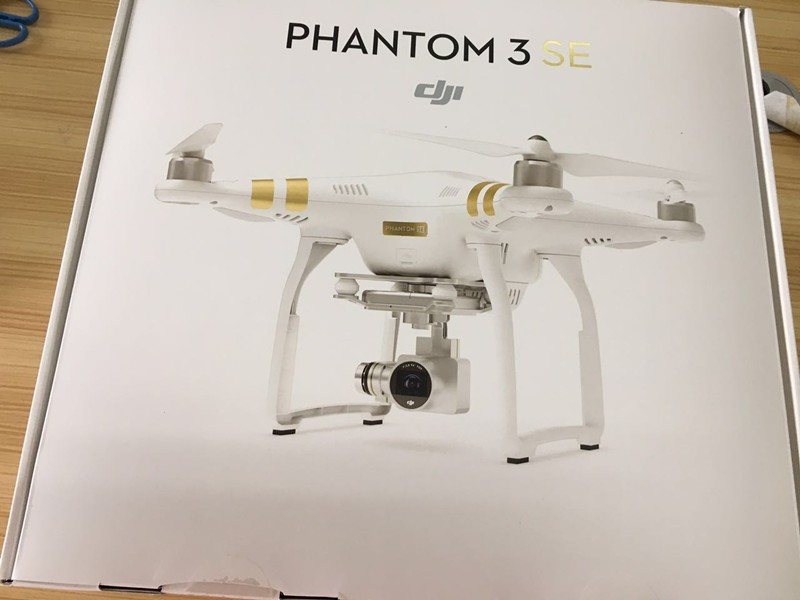 In stock original Phantom SE drone with camera 4K HD videos and 12 Megapixel photos GPS FPV RTF RC Quadcopter HOT SALE