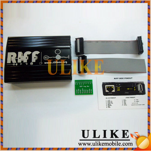 RIFF JTAG Box - Unlock for HTC for Samsung mobile phones
