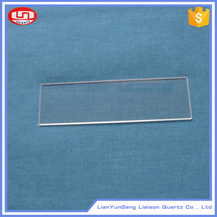 Made in China high transmittance quartz plates