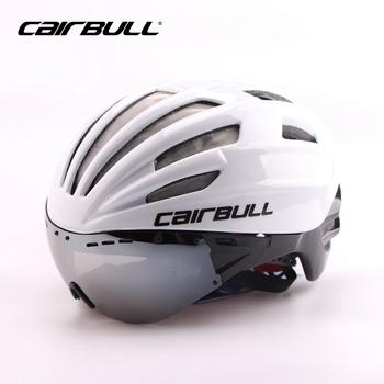fe527fb86386a CAIRBULL 2017 calidad aerodinámica TT AERO casco de bicicleta de carreras  CRONO casco de bicicleta con