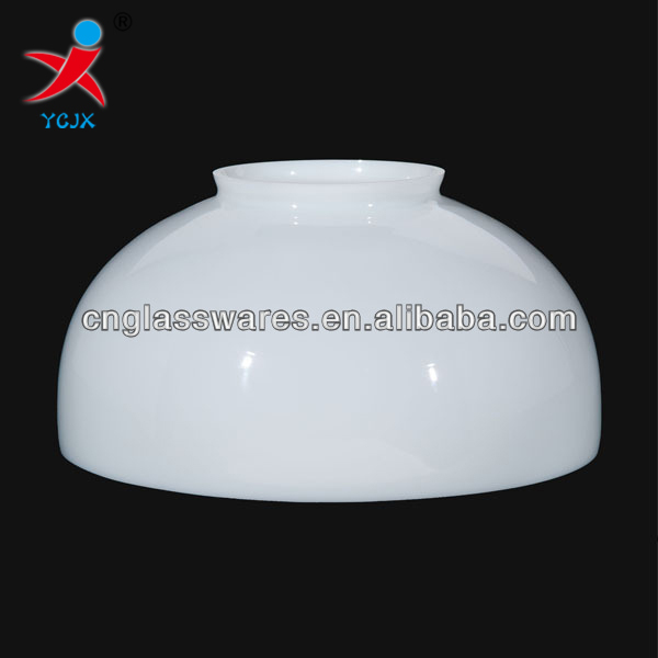 decorative white milk opal glass lighting for sale