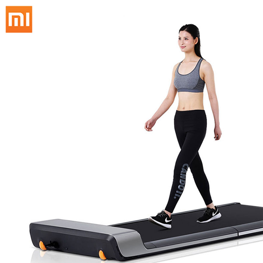 Xiaomi APP Control Smart Walking pad Machine Foldable Indoor Fitness Treadmill Walking Exercise Machine