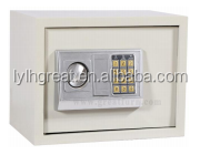 Mini metal strong box hidden hotel room safe box digital excellent electronic keypad small money safes
