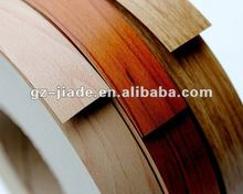 Furniture Solid Color, Wood Grain, High Glossy Edge Banding