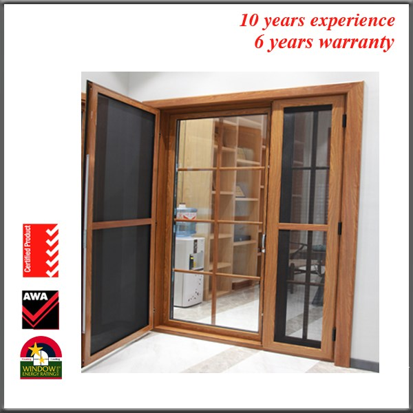 48 inches patio doors used commercial double tempered for Used patio doors