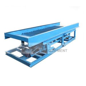 Gold equipment power sluice concentrator