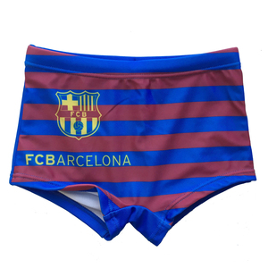 Fashion Baby swim trunks little boy striped swim brief