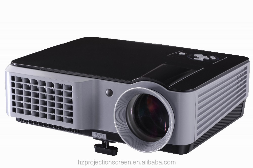 portable HDMI 3D LED Multimedia cheaper home digital <strong>projector</strong>