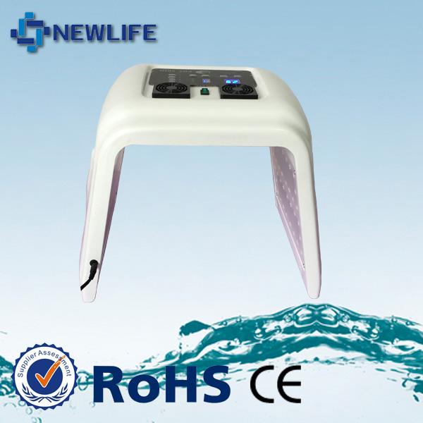 Portable home use PDT beauty machine NL-PDT500 PDT / LED Photontherapy Wrinkle Removal Acne Removal Machine For Skin Care
