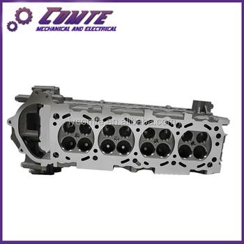 Ka24 Ka24-de Bare Engine Cylinder Head 11040-vj260 For Nissan 240sx Altima  D22 Palatin Frontier King-cab Silvia Xterra - Buy Ka24-de Bare Engine
