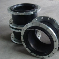 rubber expansion joint/rubber flexible connector/compensator