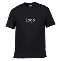 Logo Printing 100% Cotton Custom T shirt Printed Tshirt for Sale