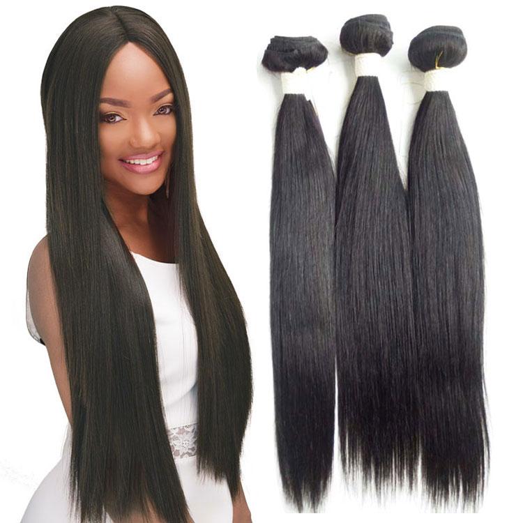 Soft Indian Hair Virgin 100% Human Hair Extensions фото