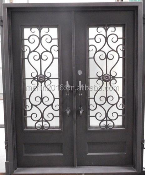 Sliding Iron Front Door Main Gate, Sliding Iron Front Door Main Gate  Suppliers And Manufacturers At Alibaba.com