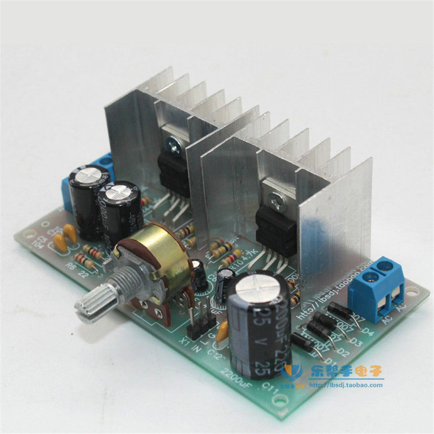 Tda2030a Amplifier Circuit Tubeamplifier Audiocircuit Circuit