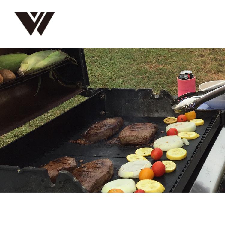 Nieuwe premium Amazon extra dikke BBQ grill mat-zware 600 graden matten