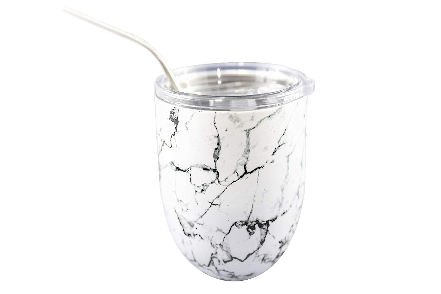 Cheap Double Walled Tumbler With Lid And Straw Find