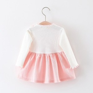 Hao Baby,Kids Skirt Suit 2019 Spring Korean Version Of The Girl Cute Lady Trend Boutique Factory Direct Sales