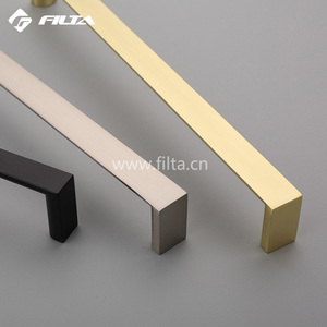 Furniture hardware high quality safety design furniture handles for kitchen zamak fancy new cabinet handle 2042