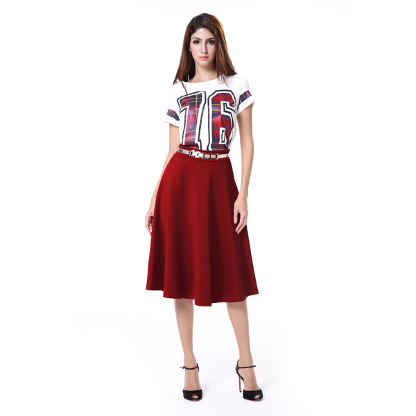 Long Plain Skirts Picture of Long Skirts Wholesale Hippie Skirts