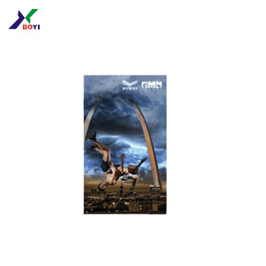 China wholesale of lenticular 3d pictures/3d lenticular card manufacturer