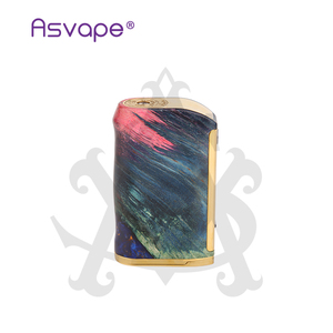 Asvape stab wood box mod original Asvape 200W Michael Mod with American VO chip set VO 200