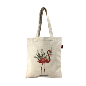 ins style cotton canvas tote bag long handle bulk tote bags custom