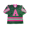 Custom Made Sublimation Printed Reversible Hockey Jersey No Logo