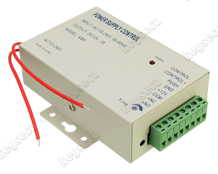 Power Switching Access Control 12v Power Supply