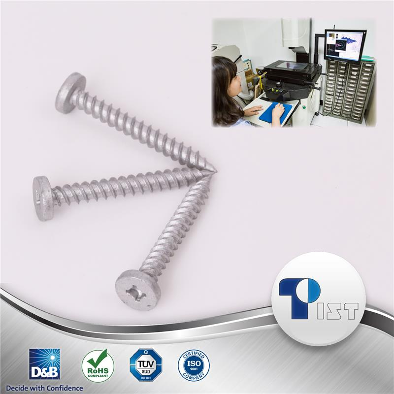 best selling m6 machine screw with OEM design service