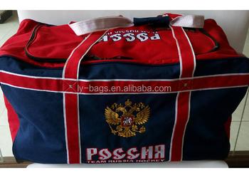 2017 China Factory Custom Team Ice Hockey Bag