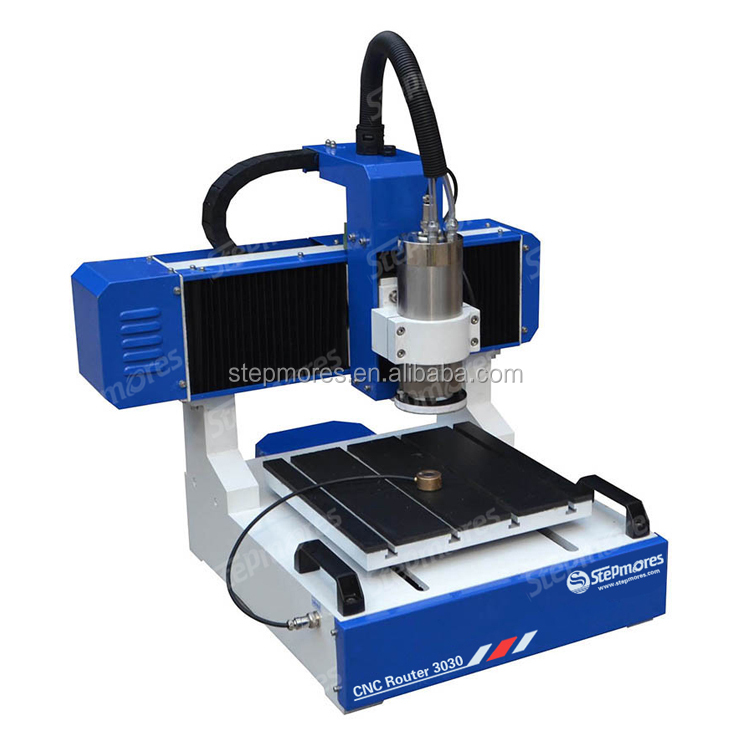 mini pcb cnc milling machine SM 3030 drill machine for pcb, pvc, aluminum