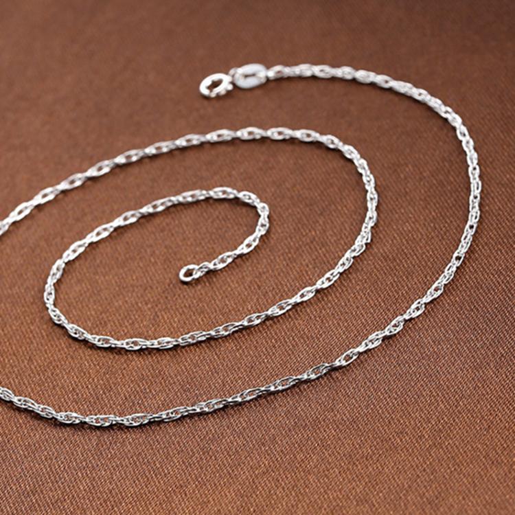 """sc420-5 22/"""" Rolo Chaîne Solide Argent Sterling 925 Collier largeur 3 mm"""