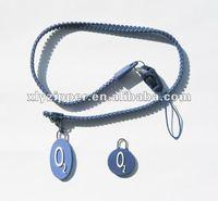 Wholesale Zipper Key Band Lanyard Strap Chain