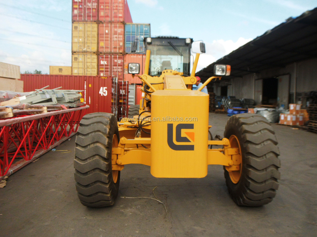 New Liugong 165hp motor grader CLG4165 stock for sale