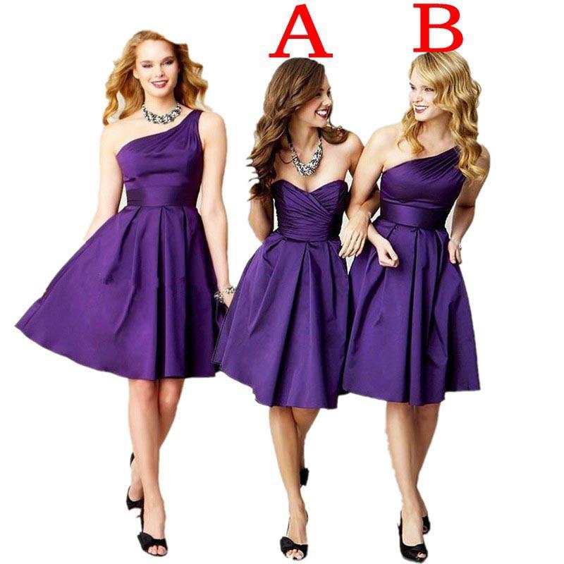 Excelente Vestidos De Dama De American Online Patrón - Vestido de ...