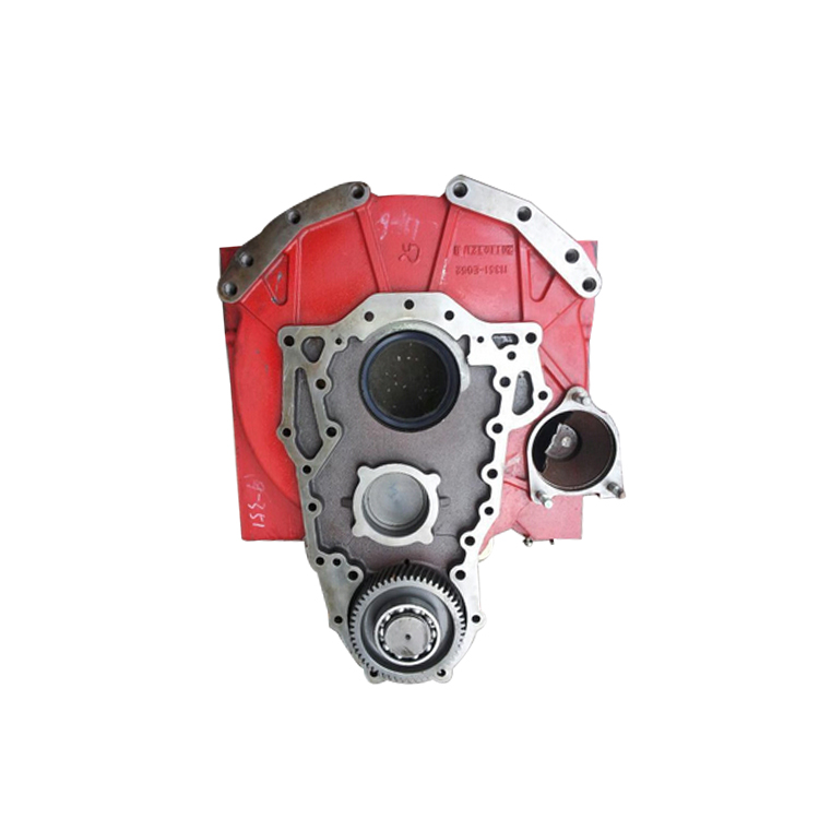 engine gearbox connecting device flywheel shell assembly for construction machinery